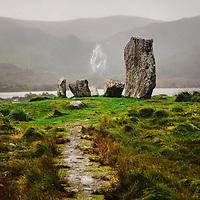 Uragh Stone Circle, Derrynamucklagh, Co. Kerry, Ireland