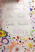 Little First Grade Pancakes