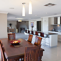 Interior Photo, house extension, Kambah, ACT