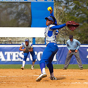 2012 MEAC Softball (Hampton 3 - Central Connecticut 1)