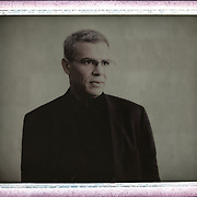 Portrait of the director Abdellatif Kechiche taken on 23 may 2013 in Cannes, France.