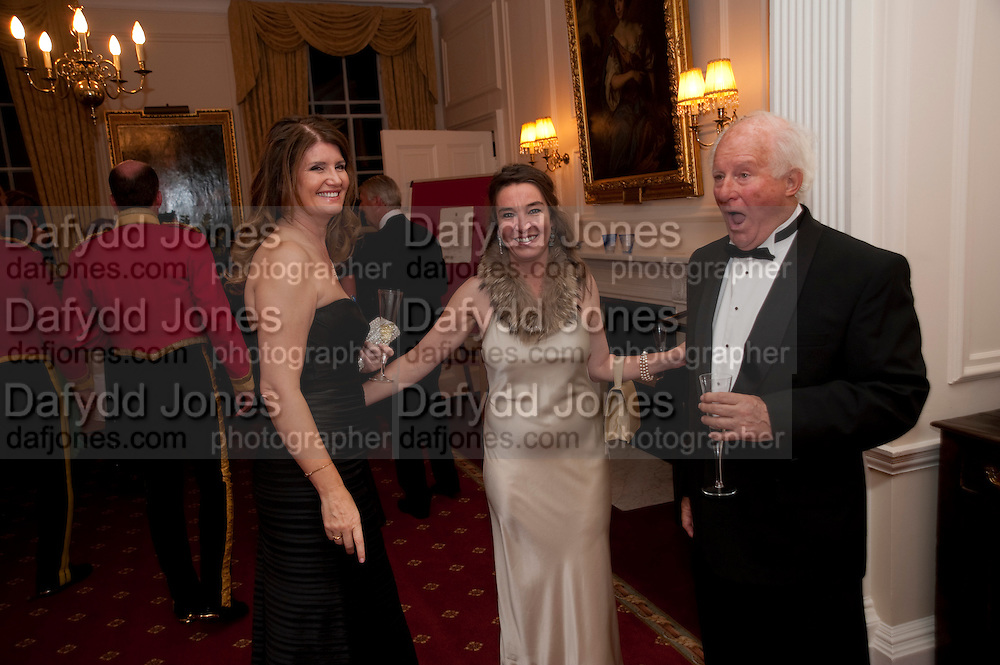 ALEXA JAGO;DANIELLA PAGET; RAPHAEL JAGO, Charity Dinner in aid of Caring for.