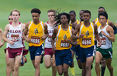 2015 A&T Cross Country at Elon Invitational