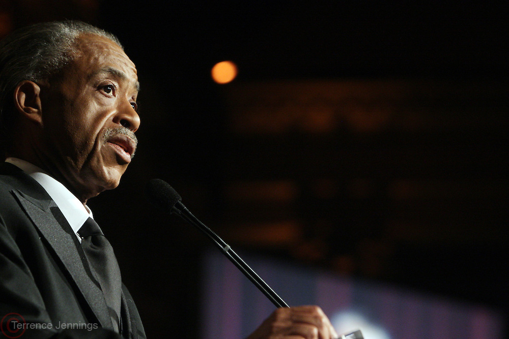 New York, NY-April 18: Rev. Dr. Al Sharpton, Founder & President, NAN attends Rev. Al Sharpton's National Action Network's Keeper of the Dream Awards held at Cipriani's Wall Street on April 18, 2012 in New York City. (Photo by Terrence Jennings)