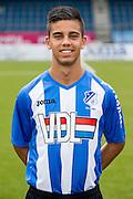 EINDHOVEN - Persdag FC Eindhoven , Voetbal , Seizoen 2015/2016 , Jan Louwers stadion , 22-07-2015 , Miguel Lopes