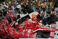 Dan Wheldon, XM Satellite Radio Indy 300, Homestead Miami Speedway, Homestead, FL, USA, 3/24/2007