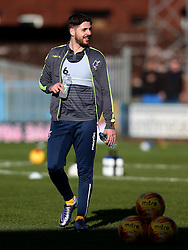 Bob Harris of Bristol Rovers warms up - Mandatory by-line: Matt McNulty/JMP - 04/02/2017 - FOOTBALL - Crown Oil Arena - Rochdale, England - Rochdale v Bristol Rovers - Sky Bet League One