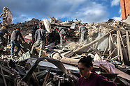 Shock and Silence in the Rubble of Amatrice