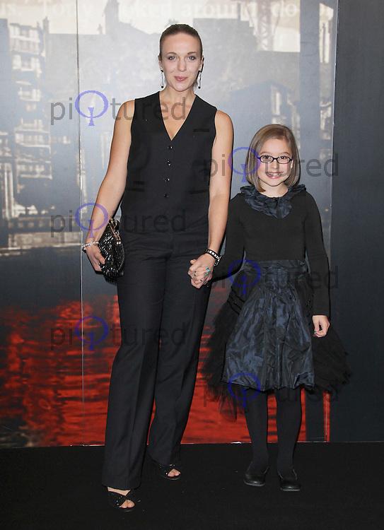 Photo of Amanda Abbington & her Daughter  Grace Freeman