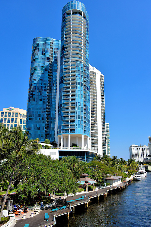 Las Olas River House in Fort Lauderdale, Florida <br />
