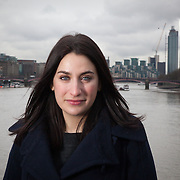 Luciana Berger MP, Shadow Minister for Climate Change.