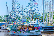 Bayou La Batre, Alabama - 65th annual Blessing of the Fleet 2014