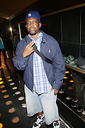 """Jeru the Damager at The YRB Magazine's """" How You Rock It 3 """" with a special performance by Busta Ryhmes and hosted by YRB held at M2 Lounge on May 19, 2009 in New York City."""