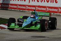 Ryan Hunter-Reay, Detroit Indy Grand Prix, Bell Isle, Detroit, MI  USA  8/31/08