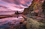 Europe, United Kingdom, Scotland, Duncansby Point, sea cliffs
