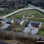 Aerial view of St. Joseph on the Brandywine, Greenville, DE