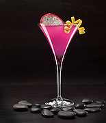 Cocktail_Drink_Party_Girl_Black