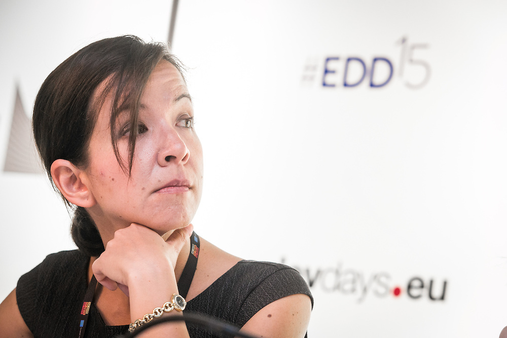 03 June 2015 - Belgium - Brussels - European Development Days - EDD - Gender - Women's empowerment - Key lessons for financing and measuring gender equality - Keiko Nowacka , Gender Programme Coordinator , OECD Development Center © European Union