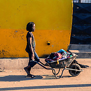 Streets of Maputo