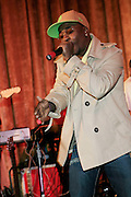 Kwame at R & B Live featuring Vocalist sensations Peter Hadar and Estelle at Spotlight Live on May 20, 2008 in New York City
