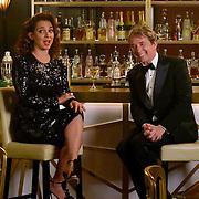 "MAYA & MARTY -- ""Promo Shoot"" -- Pictured: (l-r) Maya Rudolph, Martin Short -- (Photo by: Lisa Rose/NBC)"