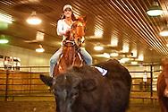 Ranch Sorting, Circle L Arena, Bozeman, Montana