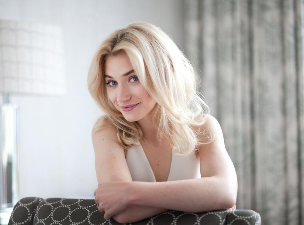 Imogen Poots, actress