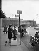 1961-18/02 CIE Bus Strike