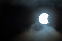 Solar Eclipse 2015. 20th. Taken in Akureyri, Iceland.