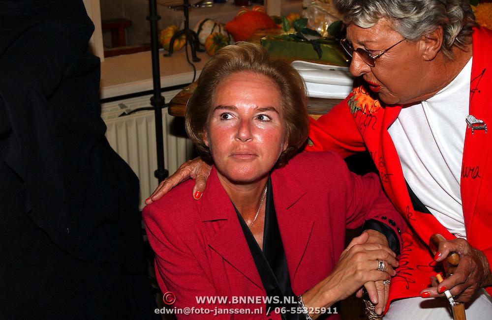 DVD presentatie Pia Beck, met Nina Brink