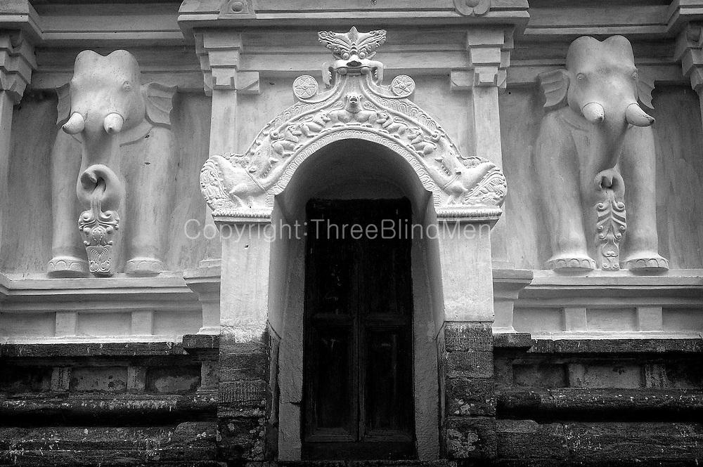 Lankatilake Temple.