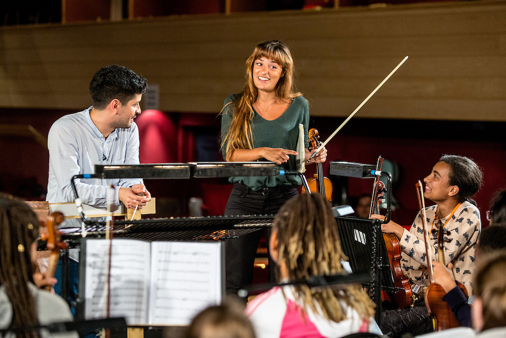 A day of music-making, fun and inspiration at Longborough Festival Opera<br />