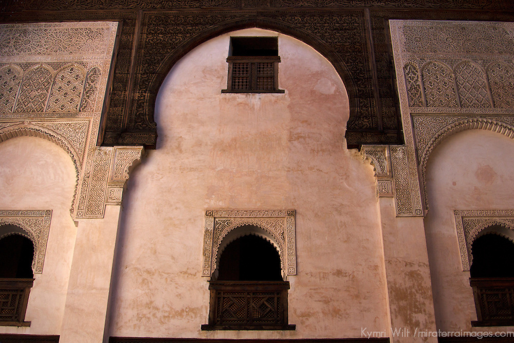 Africa, Morocco, Fes. Karaouine Univeresity in Fes.