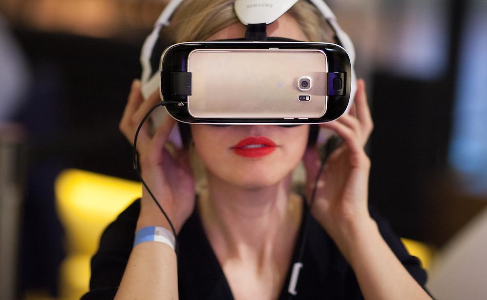 Kaleidoscope VR events.