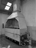 1958 - Tayto; New frying range at Tayto