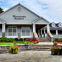 Woodford Reserve Distillery in Versailles, Kentucky<br />