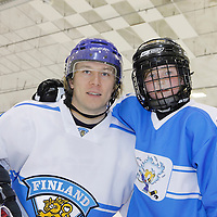 27042010, Helsinki. Suomen Jääkiekkoliitto,A-maajoukkue 2010, Leijonakoulun lanseeraustilaisuus.