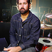 Ronnie Vannucci of The Killers at Webster Hall on July 23, 2012 .Photo Credit ; Rahav Iggy Segev / Photopass