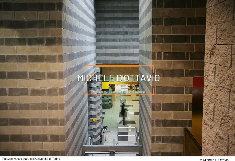 Palazzo Nuovo sede dell?Università di Torino