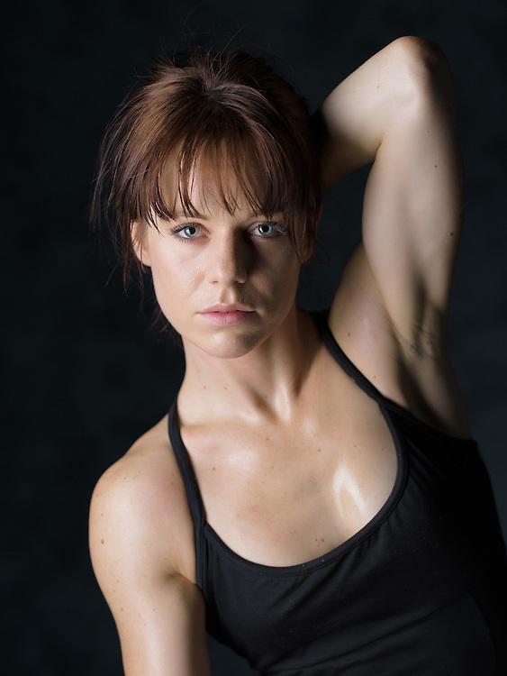 Model, makeup: Rachel Cornejo IG @rachel.ann.elizabeth<br /> Hair: Louise Peacock<br /> Assistant: Anique Alletson<br /> Photo, retouch: Bruce Walker IG @bruce.walker