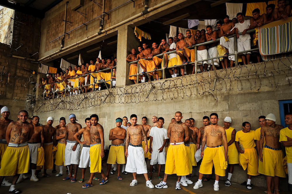 overcrowding prison essays