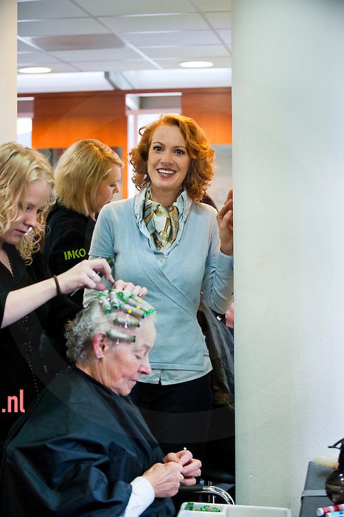 Nederland hengelo imco imko even kletsen met: jeanine ausma  tbv style cnv
