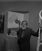 1969 - Sean Keating artist, painter.