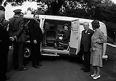 1964 Ambulance handed over to Red Cross