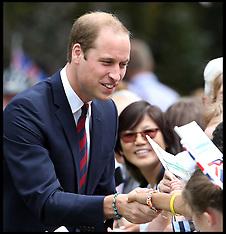 JUL 16 2014 Duke of Cambridge in Coventry