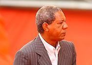 "Helder Vieira Dias  ""General Kopelipa"", during a political raly at November 11 Stadium - Luanda, today, August 29, last campaign day."