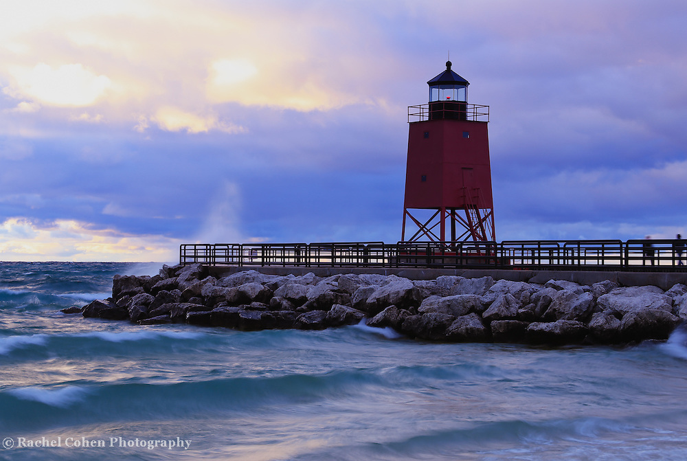 &quot;Charlevoix Lighthouse&quot; 2<br />