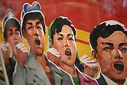 2007 Japan, North Korean souvenirs
