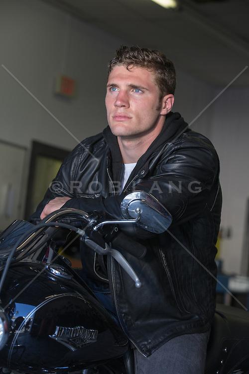 C S Lang Harley Davidson