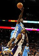 NBA: Denver Nuggets vs Phoenix Suns//20101115